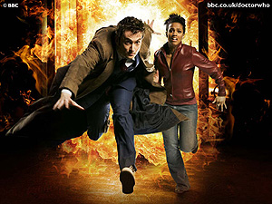 Doctor Who Season 3 Promo
