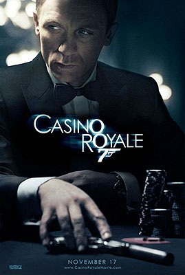 Casino Royale poster
