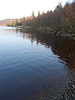 Kielder Water shoreline